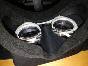 Oculus Rift CV1 Prescription Lens Adapter (strengthened)