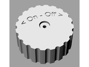 Concentric Shower Knobs