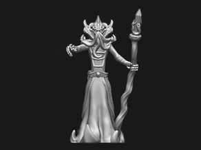 DnD miniature illithid mindflayer monster ver 3.0