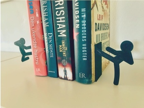 Stickmen Bookend