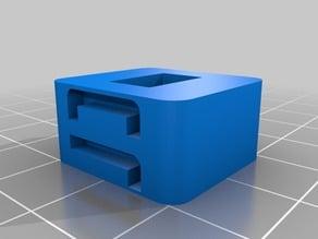 USB Fixer for the short rectangular USB plug (PB Play 1.0?)