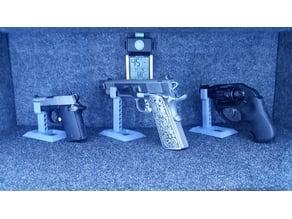 Pistol Stand - Holder
