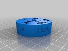 HackRVA Themed Gear-Bearing