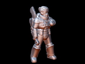 Freespace Engineer (15mm scale)