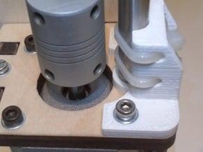 Prusa i3 Z smooth rods stabilizer