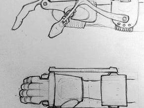 Mechanical Prosthetic Concept Model