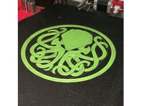 Cthulhu - T-Shirt Print - Flex Filament