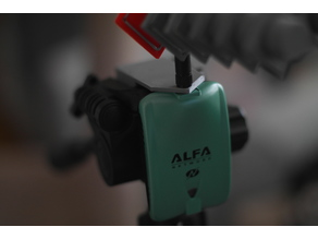 Alfa AWUS036NH Tripod Mount (With quick release version)