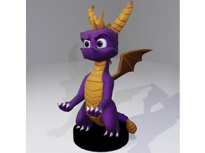 Spyro - Controller Stand