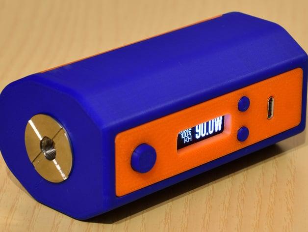 Dna200 Box Mod - Box Battery - 3x 18650 By Mc0676