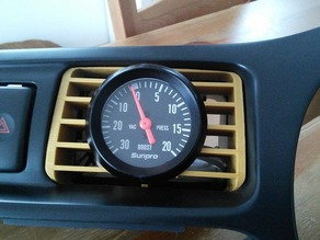 2000 Subaru legacy Gauge pod