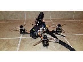 Diatone 2019 R349, R249 & R239 - 45 Degree VAS Minion Antenna Mount (Turtle Mode Friendly)