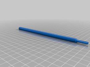 Threaded Rod Parts Pack (revisited)