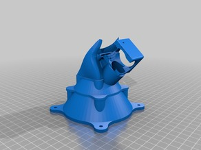 E3DV5 SuperDuct for PLA printing and 92mm fan