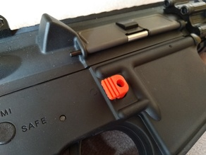 M4 Airsoft Magazine Lever/Catch