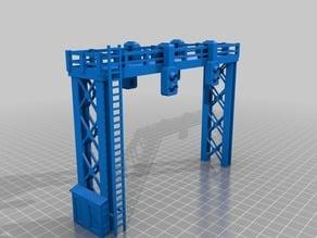 Signal Bridge H0