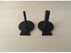 Small Spool and Spool Stand