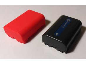 Sony NP-FM50 battery