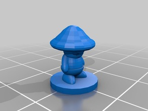 Myconid Smurf 15mm