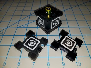 Vector Cube Battery Cap