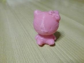 Hello Kitty, + voronoi