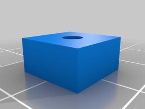 Printrbot X-axis sag compensation