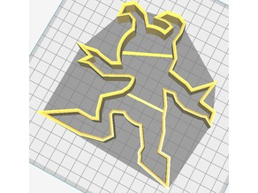 KH Shadow Cookie Cutter
