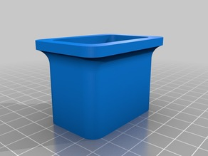Box inserts for Amazon Basics Storage Bin