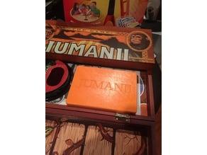 JUMANJI Board Game piece organizer