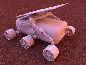 Mobile Mars Printer