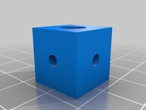 Corner Cube 15x15mm for Rail Core II