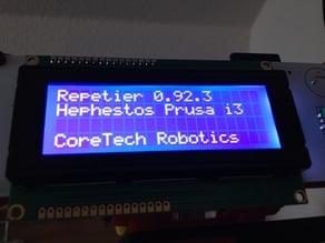 Hephestos Repetier Firmware
