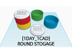 [1DAY_1CAD] ROUND STORAGE