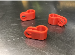 9mm and 8mm Cable Clips