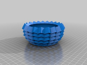 Cuboid Succulent Planter - Small Vase