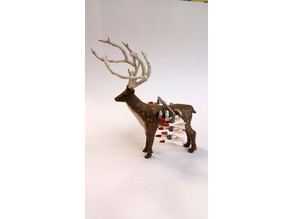 Battle stag