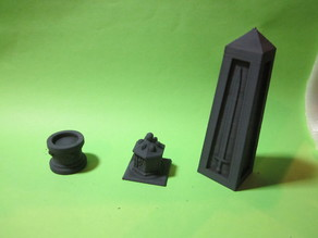 Misc Dungeon Pieces 1
