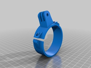 Ariel Atom Go-Pro mount (behind front suspension)