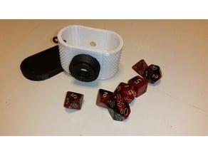 Camera Dice Box