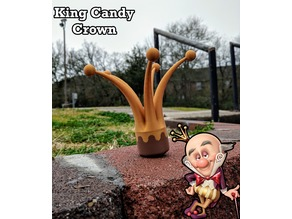 King Candy's Crown from Wreck-It-Ralph