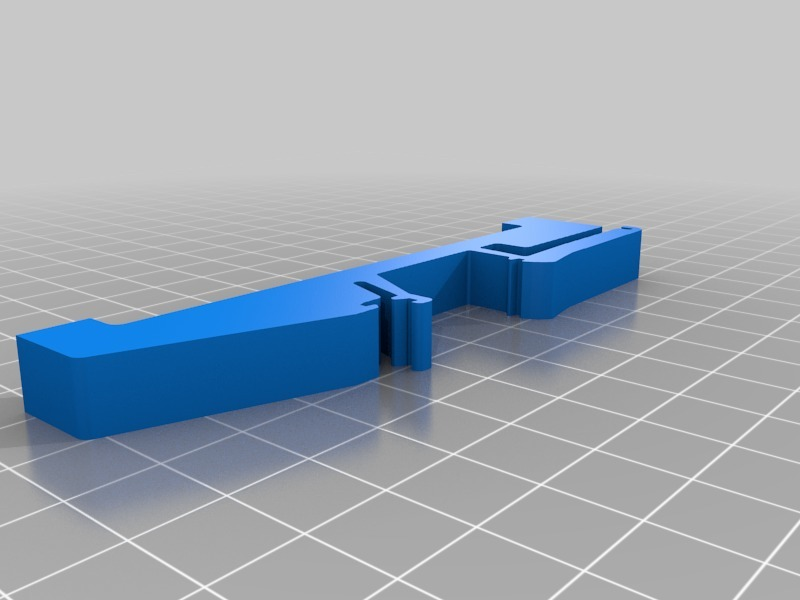 Centroid Acorn CNC DIN Bracket by kentonsj - Thingiverse