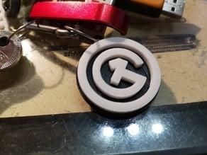 Orban 1 Geci keychain O1G kulcstartó