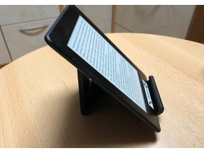 Amazon Kindle Stand (FreeCAD)