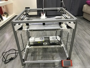 CUBETRIX diy corexy 3D PRINTER