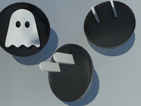 power safety plug - ghostly
