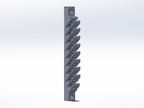 26 Port Network CAT5 Cable Holder