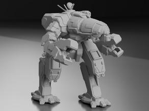 CRB-27 Crab for Battletech