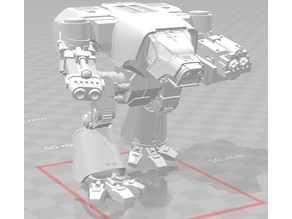 Mars Pattern WarDog Titan