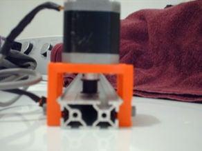 Makerslide nema17 motor mount