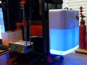 UV Station for Uncia 3D printer.